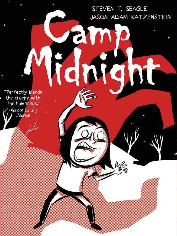 CAMP MIDNIGHT GN VOL 01 (RES)