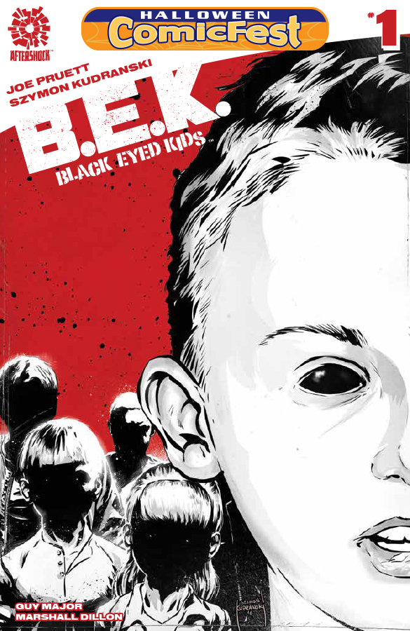 HCF 2016 BLACK EYED KIDS #1