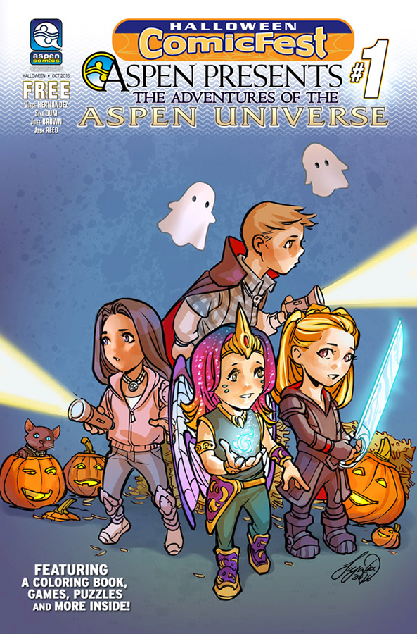 HCF 2016 ADVENTURES OF THE ASPEN UNIVERSE