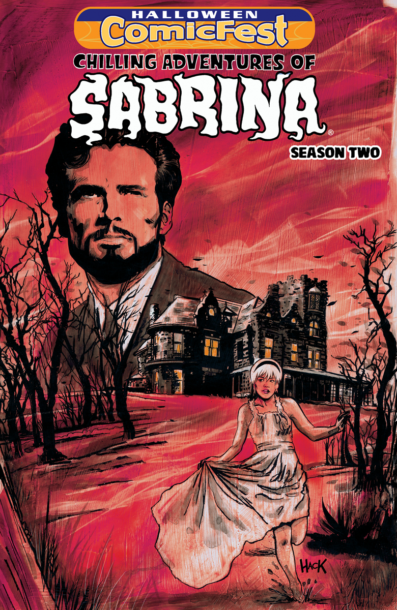 HCF 2017 CHILLING ADVENTURES OF SABRINA SEASON TWO