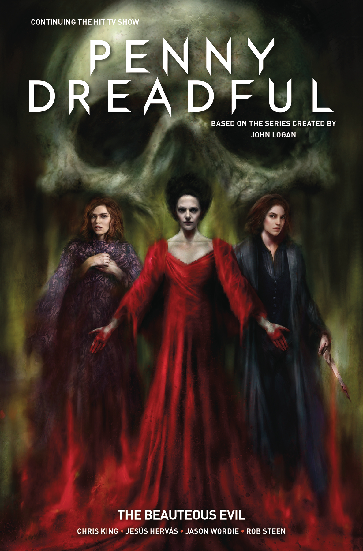 PENNY DREADFUL TP VOL 02 BEAUTEOUS EVIL