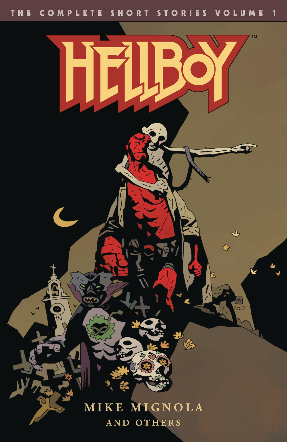 HELLBOY COMPLETE SHORT STORIES TP VOL 01 (FEB180036)