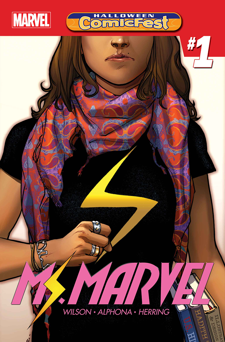 HCF 2018 MS MARVEL #1