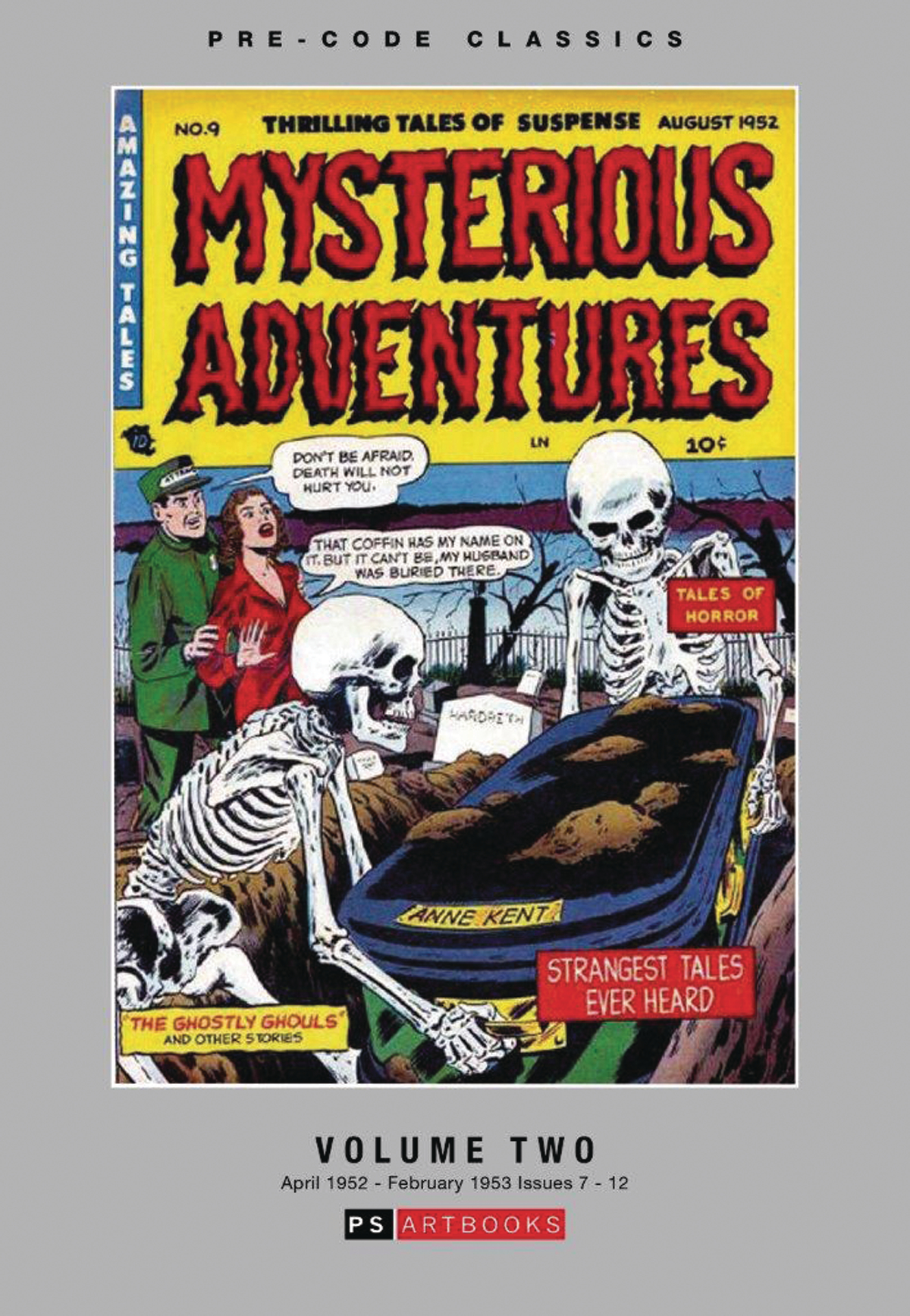 PRE CODE CLASSICS MYSTERIOUS ADVENTURES HC VOL 02