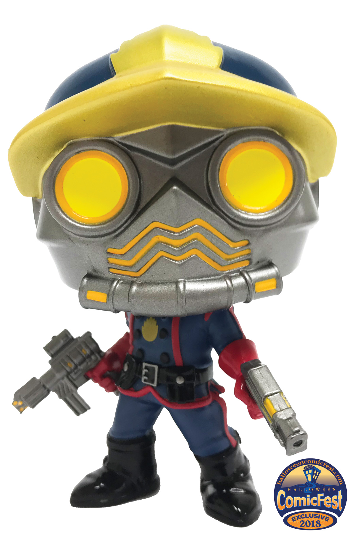 Funko Halloween Fest 2020 Star Lord Funko Pop! HCF Exclusive Revealed   Halloween Comic Fest