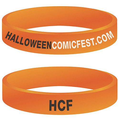 Halloween Comicfest 2019 Merchandise Halloween Comic Fest